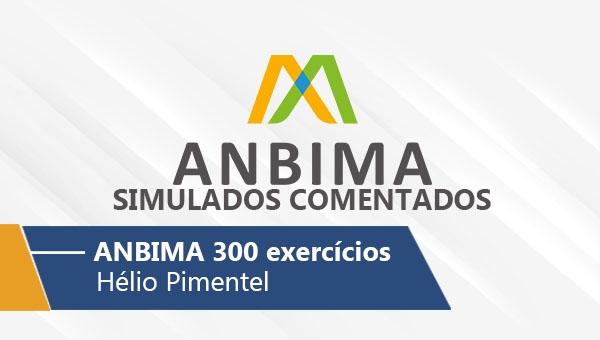 Anbima - Simulados (On-line)