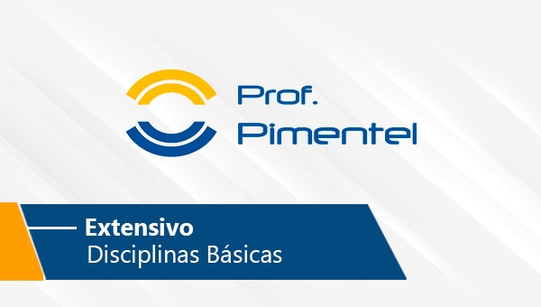 Extensivo - Disciplinas Básicas (On-line)