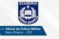 Oficial da Polícia Militar   Barro Branco - CFO