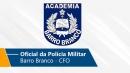 Oficial da Polícia Militar | Barro Branco (On-line)