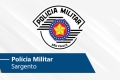 Polícia Militar Carreira - Sargento