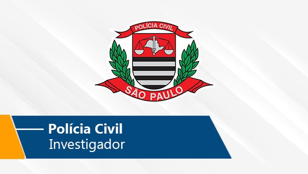 Polícia Civil | Investigador (On-line)