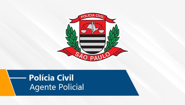Polícia Civil | Agente Policial (On-line)