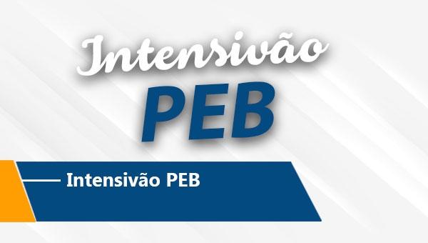 Intensivão   PEB (On-line)