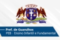 Pref. Guarulhos   PEB - Ensino Infantil e Fundamental