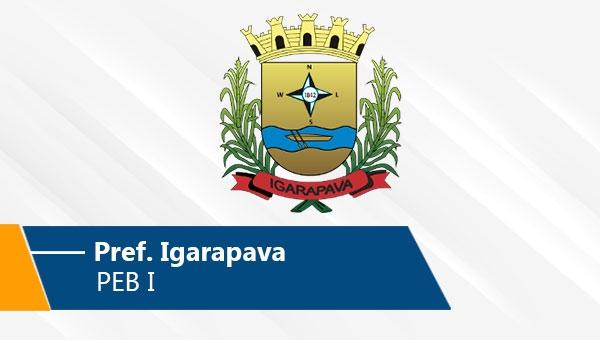 Pref. Igarapava | PEB I (On-line)