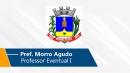 Pref. Morro Agudo | Professor Eventual I (On-line)