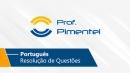Português | Resolução de Questões - VUNESP (On-line)