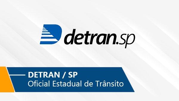 Oficial Estadual de Trânsito   DETRAN/SP (On-line)