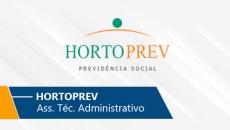 HORTOPREV   Assistente Técnico Administrativo (On-line)