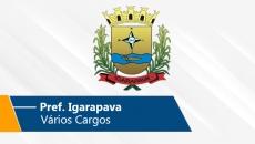 Pref. Igarapava   Vários Cargos (On-line)