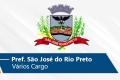 Pref. São José do Rio Preto   Vários Cargo