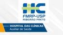 HC/RP - Auxiliar de Saúde (On-line)