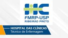 HC/RP - Técnico de Enfermagem (On-line)